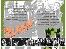 The Clash, Tribute Night, Rising Sun Arts Centre