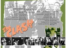The Clash, Tribute Night, Rising Sun Arts Centre