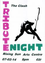 Muz Poster - The Clash
