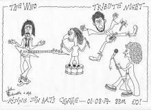 Rising Sun Arts Centre, Tribute Night, The Who