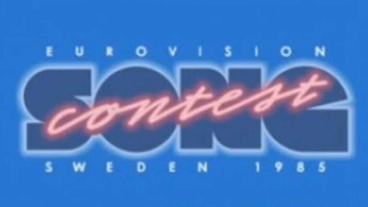 Rising Sun Arts Centre, Tribute Night, Eurovision Song Contest 1985 logo