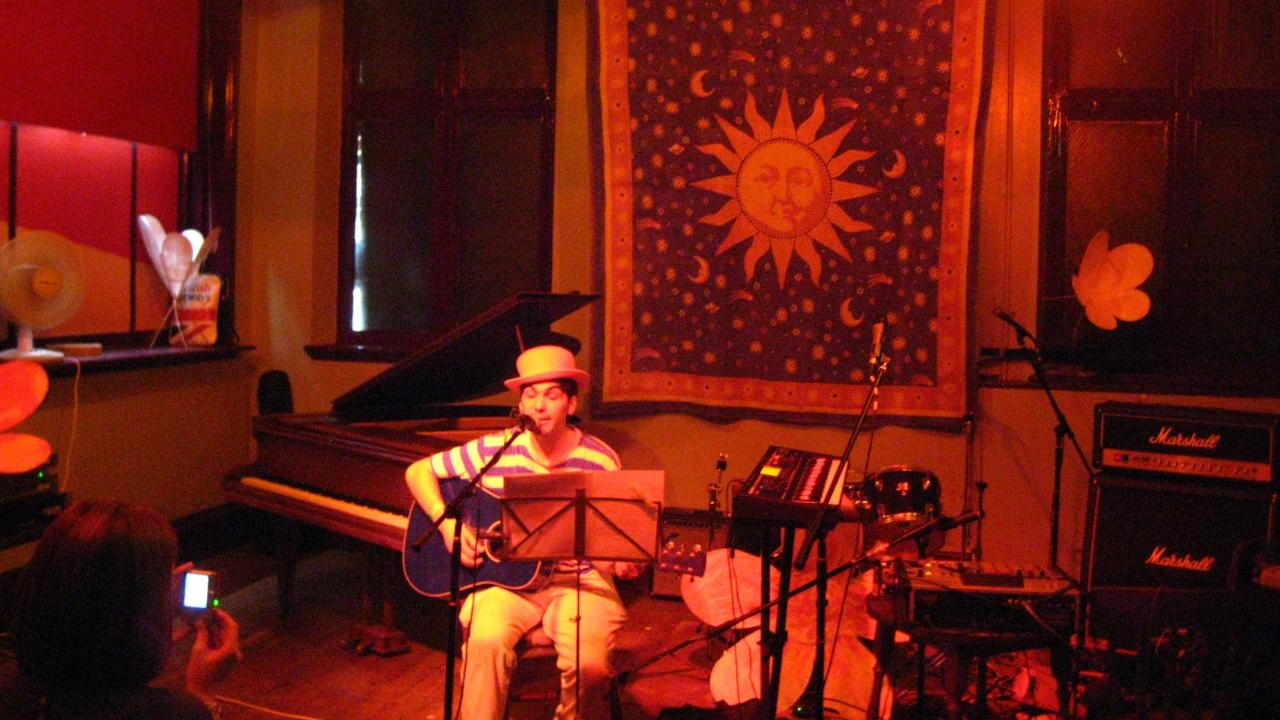 Filip Hnizdo, Here Comes The Sun, Rising Sun Arts Centre