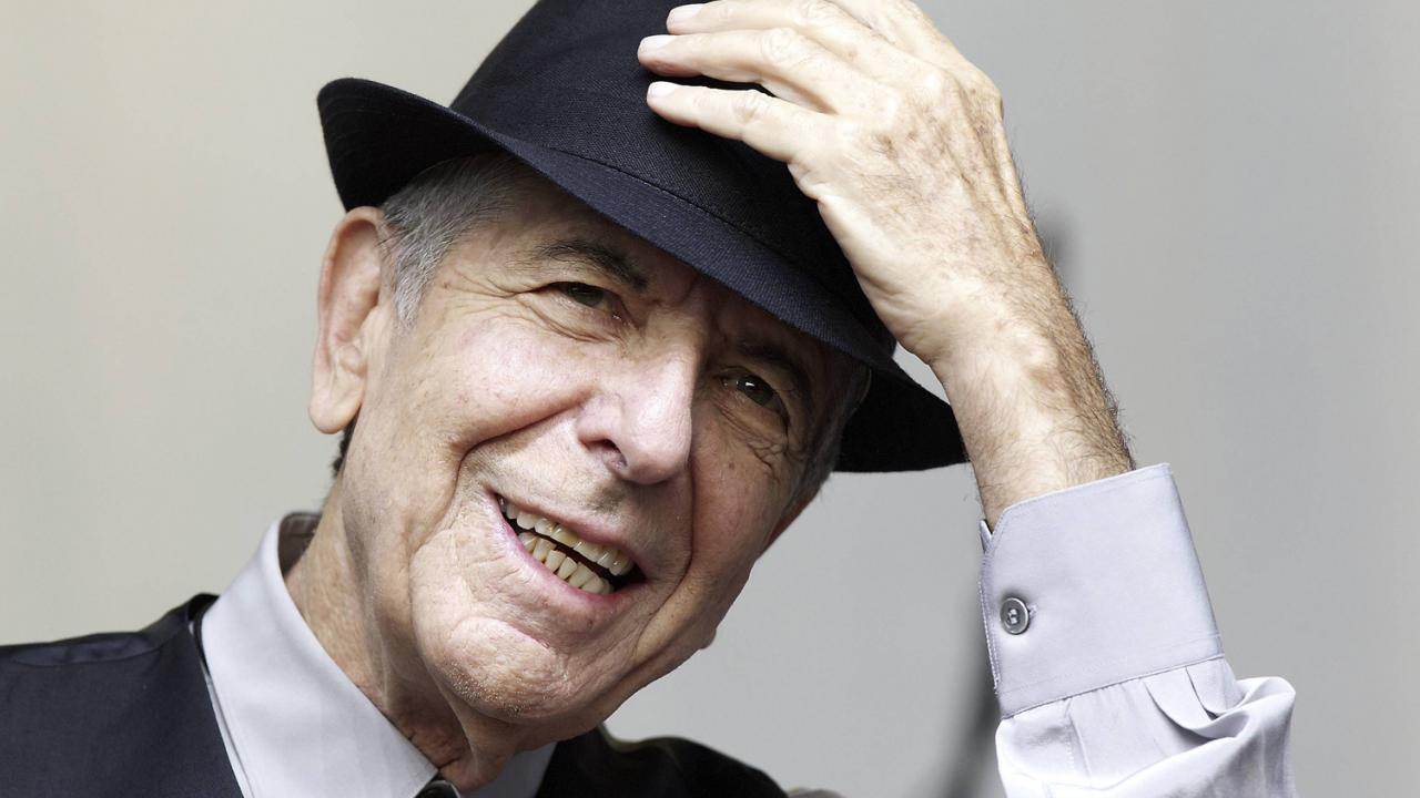 Leonard Cohen, Tribute Night, Rising Sun Arts Centre
